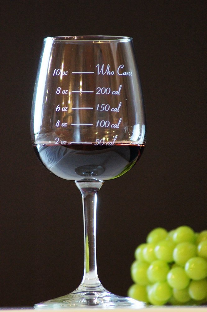wine calorie counting