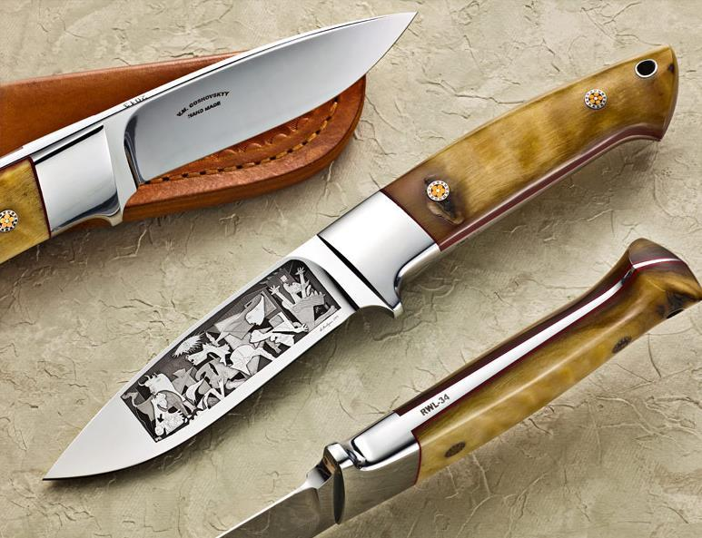 picasso knife