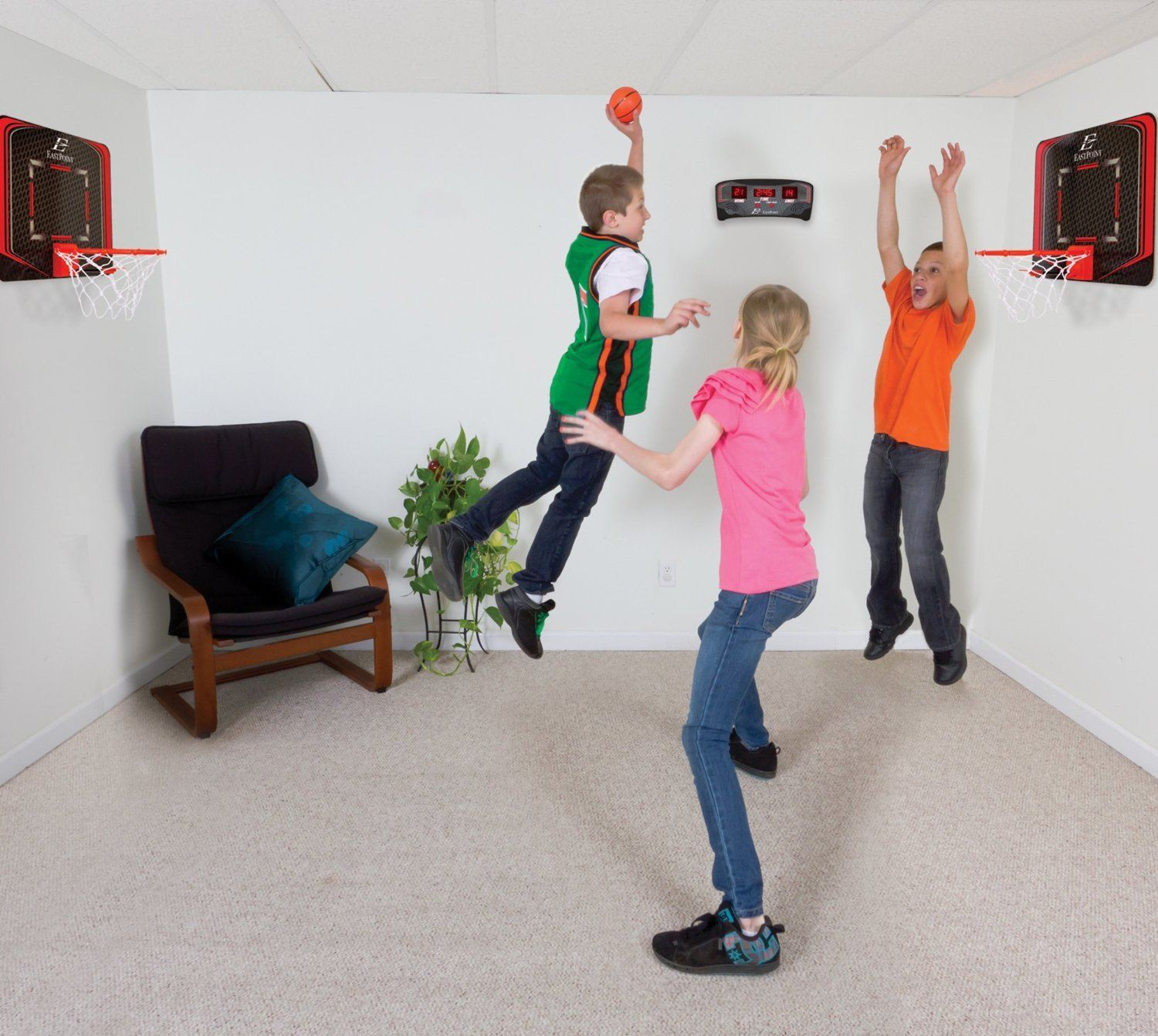 wireless basketball