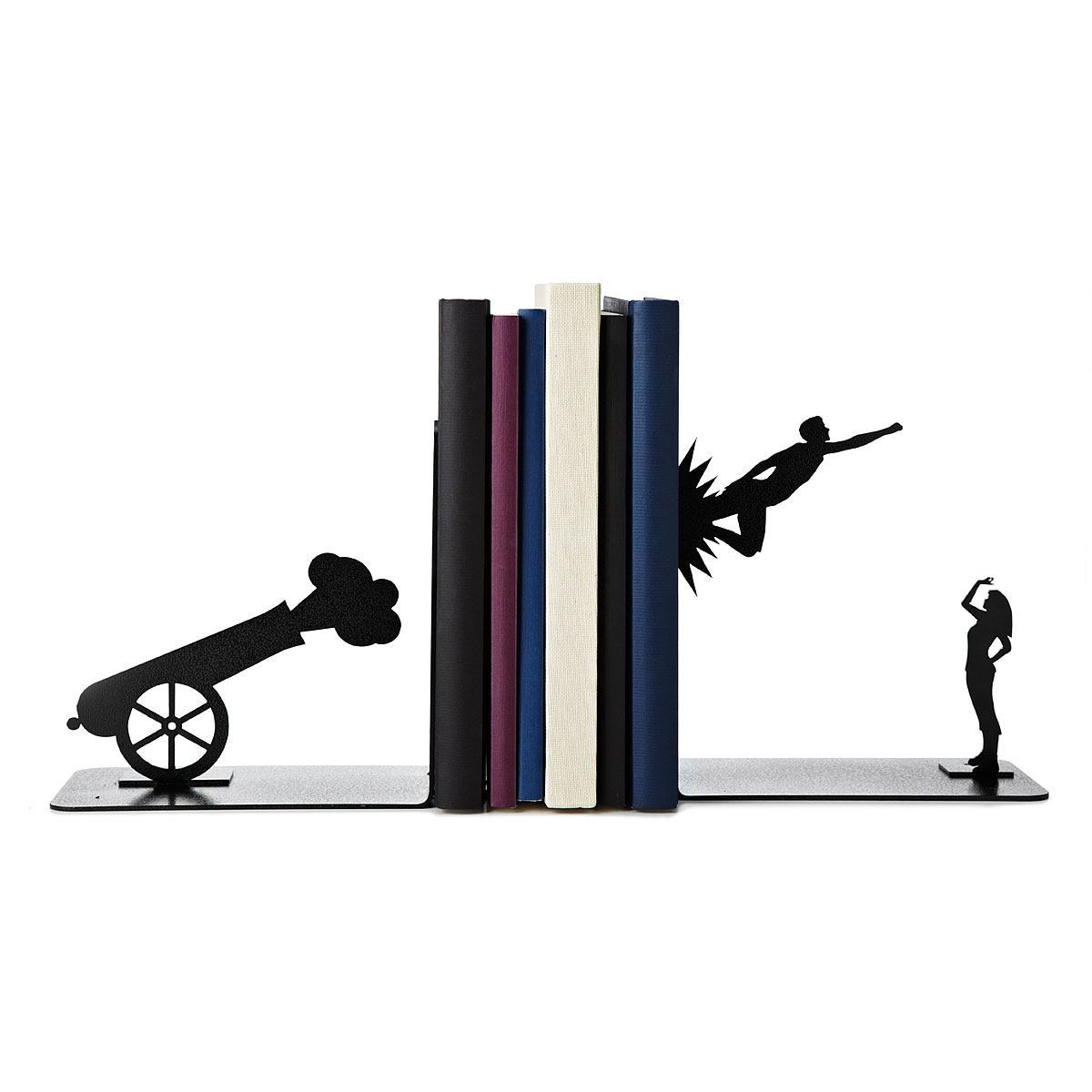 cannon bookend
