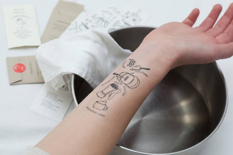 tatoo recipes