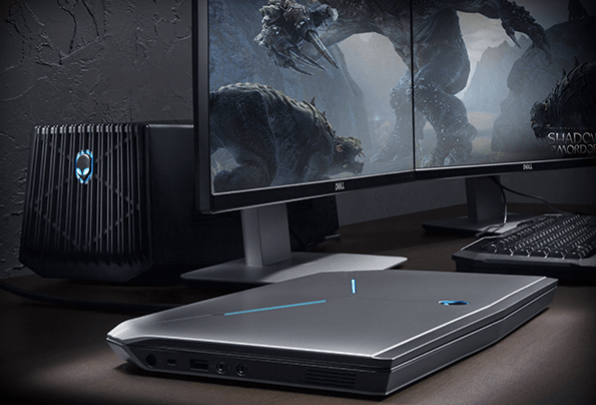 alienware amplifier