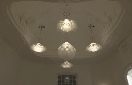Shylight Kinetic Lights Look Magical