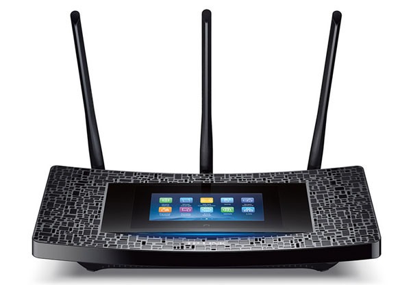 Touch-P5-router
